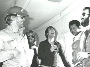 Harry Nilsson, Keith Moon, Ringo Starr