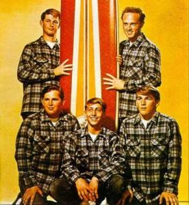 Beach Boys 1962