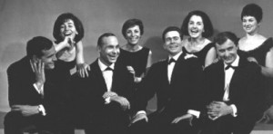 The original Swingle Singers