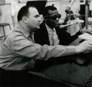 Sid Feller, Ray Charles