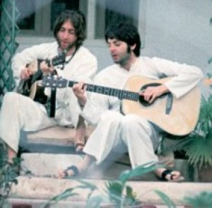 Lennon, McCartney 1968