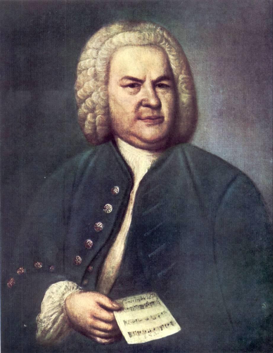 Johann Sebastian Bach - Cantate Sacre