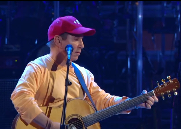 Paul Simon, All-Star Tribute to Brian Wilson