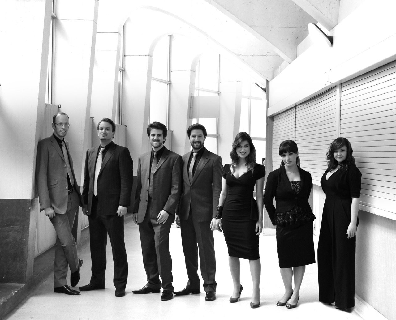161 the swingle singers �sinfonia from partita no2 in c