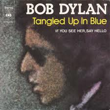 Tangled Up in Blue, the single