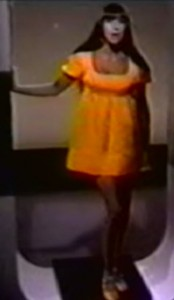 Cher singing 'Alfie' on The Smothers Brothers Show