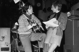 Paul and Cilla
