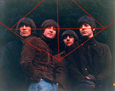 Originial undistorted album cover photo