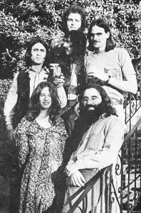1971, Jo Mama Tour