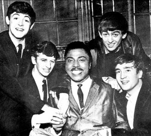 Beatles, Little Richard