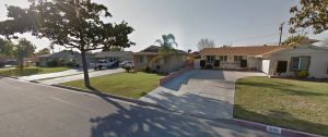 Kentucky Avenue, Whittier California