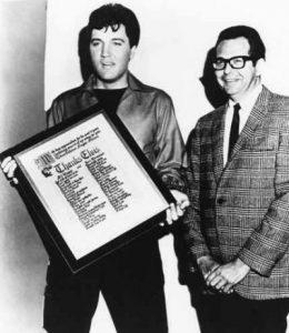 Elvis, Weisman